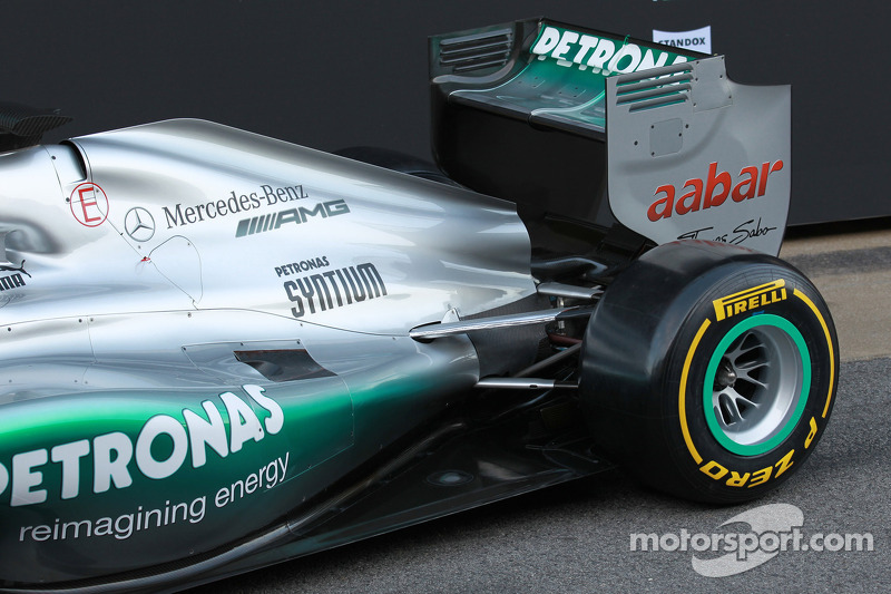 F1's V6 future sounds 'sweet' - Mercedes