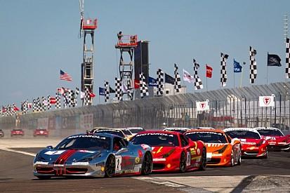 Ferrari Challenge opens season at Daytona