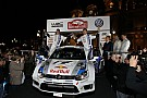 The stage is set: VW Polo R WRC makes its debut at the Rally Monte Carlo