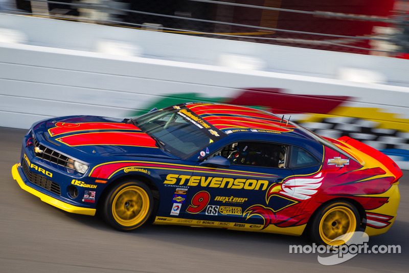 Bell and Edwards target SCC championship with Stevenson Motorsports