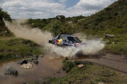 Nasser Al-Attiyah bows out of the 2013 Dakar Rally