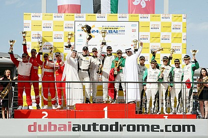 Al Qubaisi, 24h Dubai winner was overwhelmed by emotions
