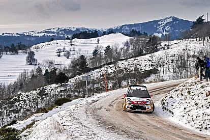 Full speed ahead for early Monte Carlo leaders Loeb and Elena