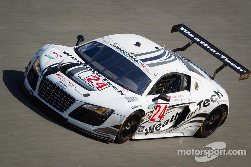 Audi customers are set for Daytona 24H event