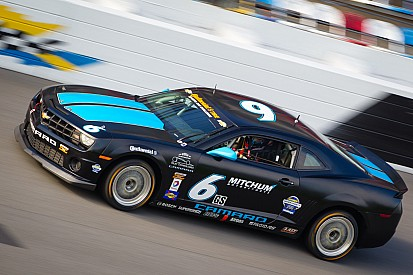 Mitchum Motorsports Camaro returns to Daytona SCC event
