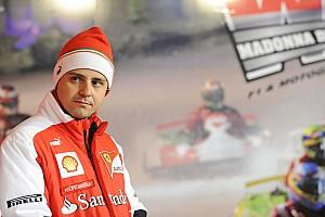 Formula 1 Breaking news Massa not worried about growing 'Alonso factor' at Ferrari