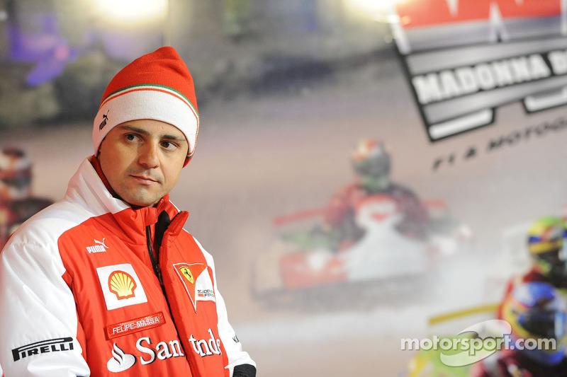Massa not worried about growing 'Alonso factor' at Ferrari