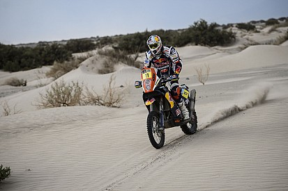 Argentina: Stage 12 - Fiambala to Copiapo marks return to Chile