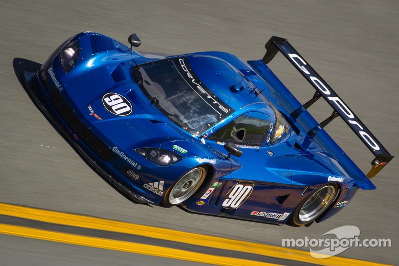 Oliver Gavin aiming for 2013 Daytona 24H glory