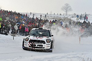 WRC Race report Motorsport Italia leave Monte Carlo with points paying position