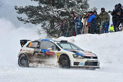 Sébastien Ogier: The first time I've been happy with second place