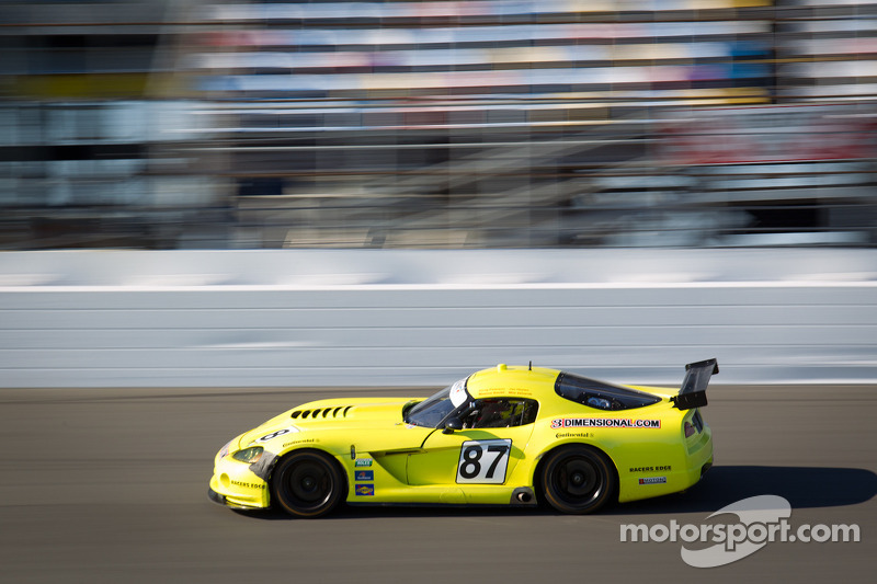 Moses Smith back in the driver's seat at Daytona 24H