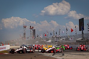 IndyCar Breaking news Broadcast schedule revealed, some race distances changed