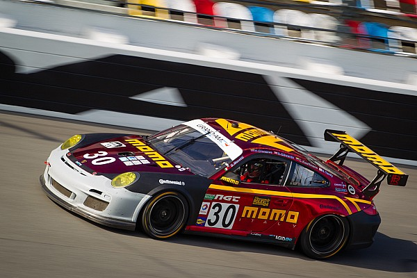 MOMO NGT Motorsport Team ready for 51st annual Rolex 24 at Daytona
