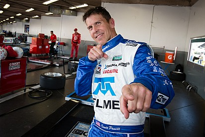 Pruett on pole in chase for fifth Daytona 24H overall win