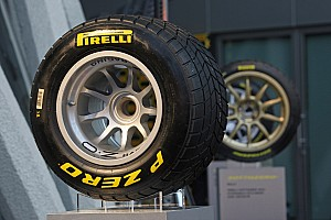 Formula 1 Breaking news Pirelli wants 2014 deal by April
