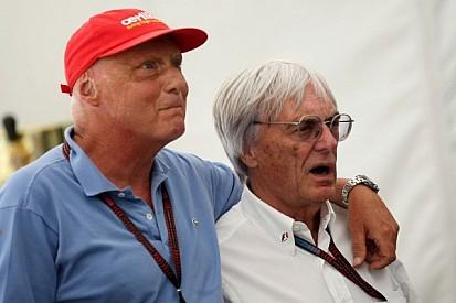 Ecclestone backs Mercedes shakeup