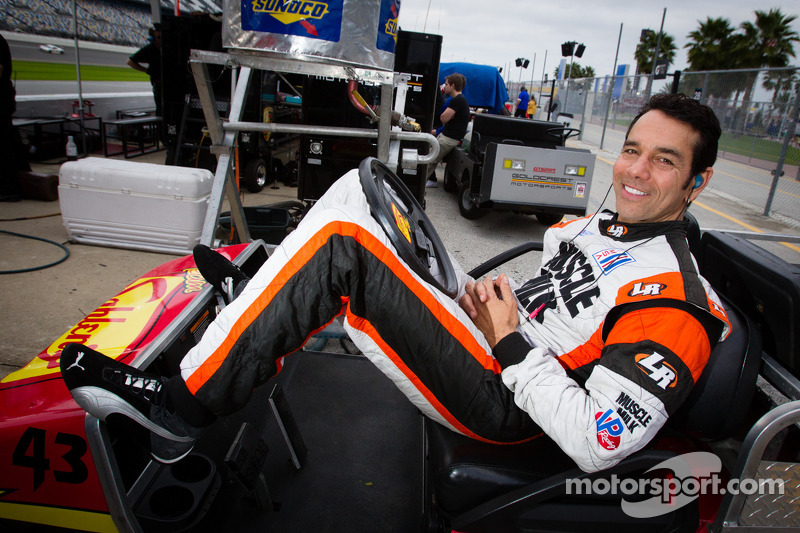 Tomy Drissi ready to take on The Rolex 24 at Daytona