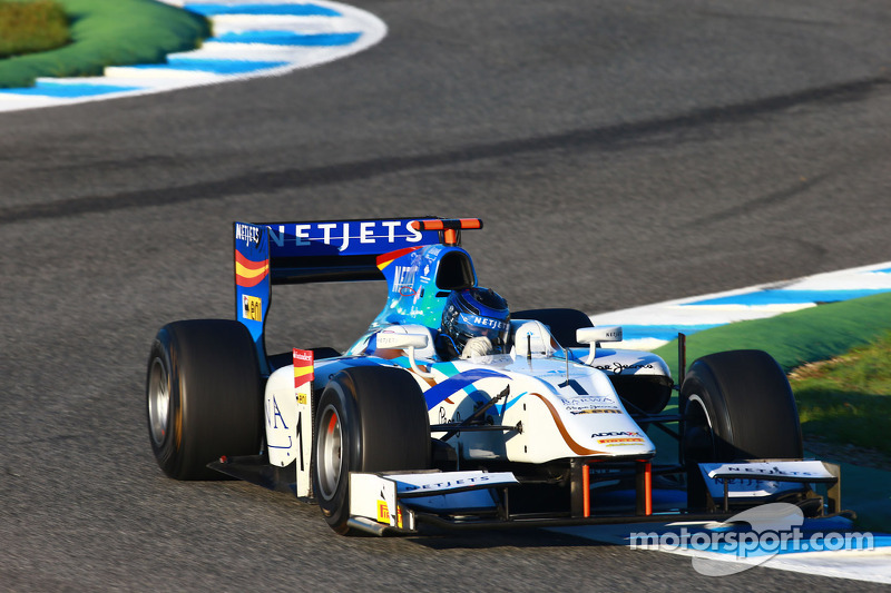 Rosenzweig completes the line up for the Barwa Addax Team for the 2013 season