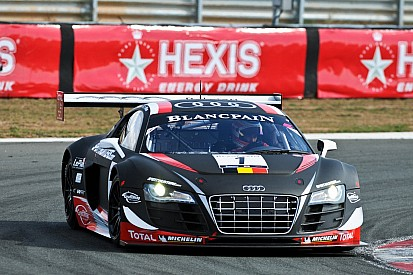 The Belgian Audi Club Team WRT confirms its 2013 racing programme