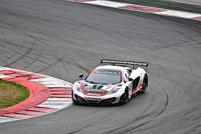 Hexis foursome gunning for Spa 24 Hours Pro Am class victory