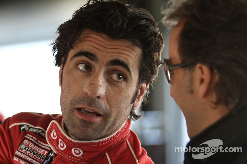 Teammates Dixon and Franchitti fired up for new season
