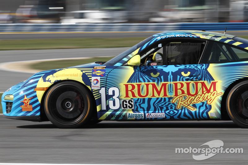 Rum Bum Racing fights back to return to Daytona SCC podium