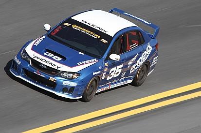 Spaude runs hard in final SCC race with Subaru