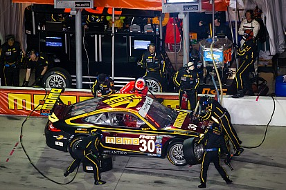 MOMO NGT reaches 12 hour mark in Daytona