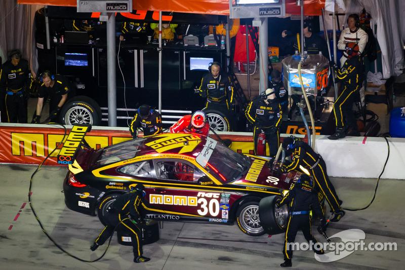 MOMO NGT reaches 12 hour mark in Daytona