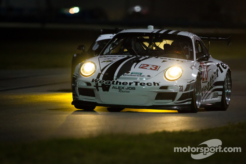 WeatherTech Racing Porsche fifth after 12 hours at Daytona
