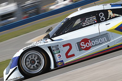"""McNish vows to return after enduring disappointment in Daytona """"classic"""""""
