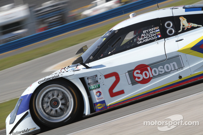 "McNish vows to return after enduring disappointment in Daytona ""classic"""