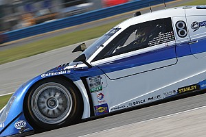 Grand-Am Race report Michael Shank Racing returns to Rolex 24 podium