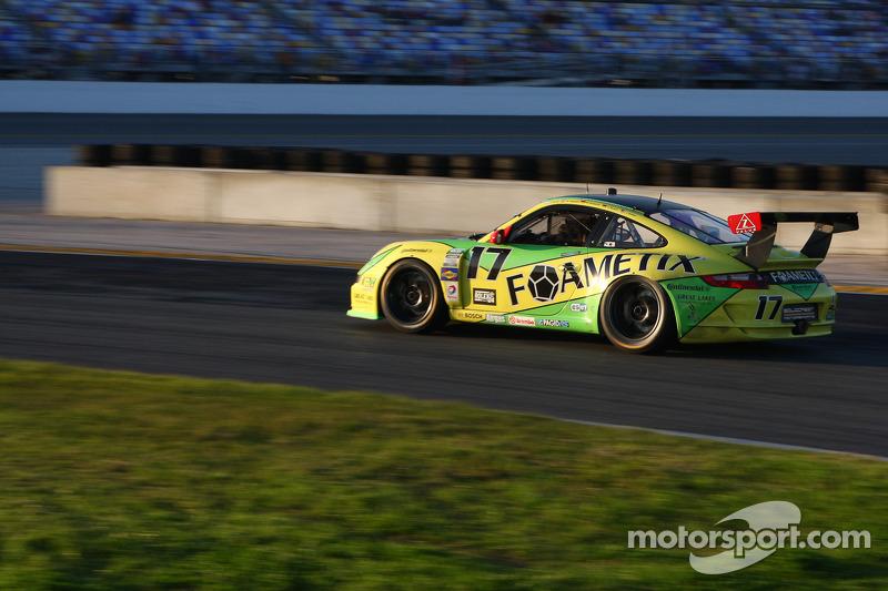 FOAMETIX/Burtin Racing secures first top-10 finish in Rolex 24 At Daytona