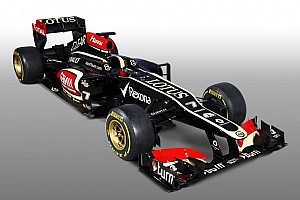 Formula 1 Breaking news First view of new Lotus challenger - the E21