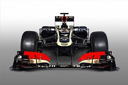 Lotus thinks most teams will keep 'step' nose in 2013