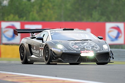 Lamborghini announces commitment to GT3 program with Reiter Engineering