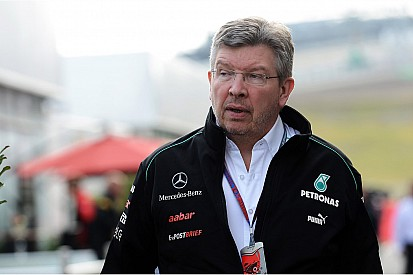 Ecclestone hints Mercedes can live without Brawn