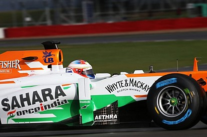 Paul Di Resta expects a strong start for Sahara Force India this year