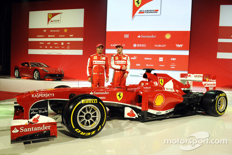 """Alonso and Massa: """"We want to win for this team"""""""