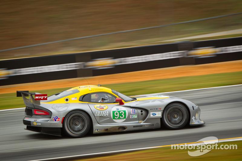 SRT Motorsports Viper team accepts Le Mans invitation