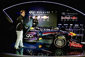 Formula 1 Breaking news Infiniti Red Bull Racing reveals the RB9 - video