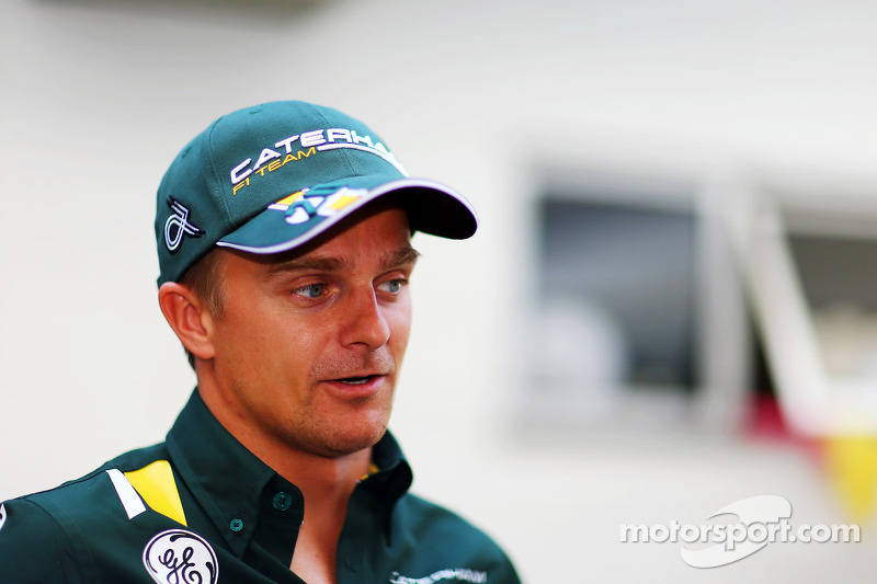 Ousted Kovalainen 'can come back' - Salo