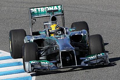 Defiant Mercedes begins push for winning ways