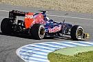 Toro Rosso's Ricciardo completed day two in Jerez