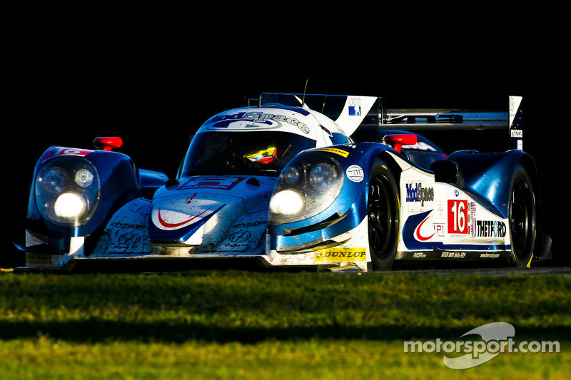 Butch Leitzinger joins Dyson Racing for the 12 Hours of Sebring