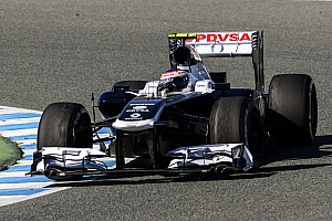 Formula 1 Testing report Williams had a very good four days in Jerez running the FW34