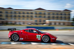 ALMS Testing report Risi Competizione wraps up very successful winter testing at Sebring