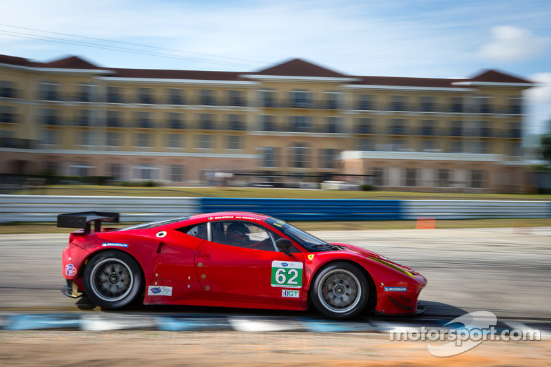 Risi Competizione wraps up very successful winter testing at Sebring